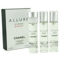 Chanel - Allure Sport (3x20ml) - EDT