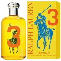 Ralph Lauren - Big Pony 3 for Women (100ml) Teszter - EDT