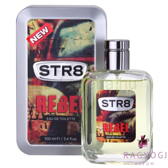 STR8 - Rebel (100ml) - EDT