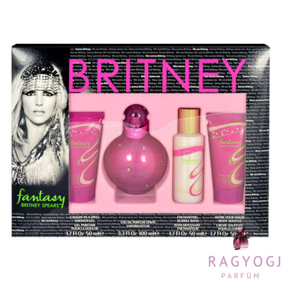 Britney Spears - Fantasy (100ml) Szett - EDP