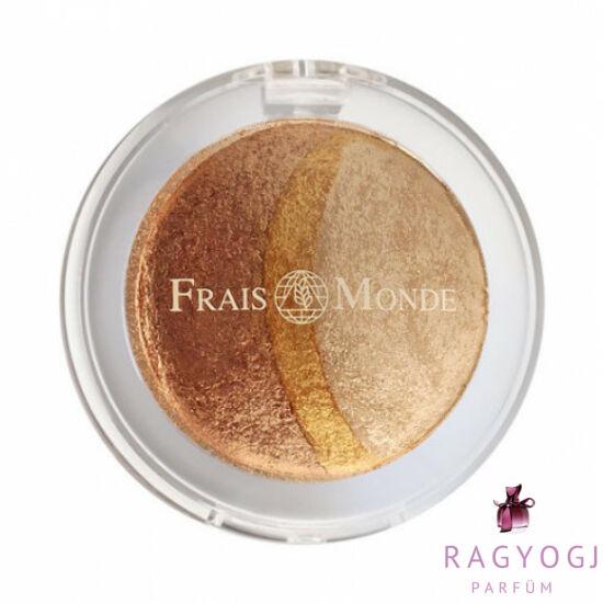 Frais Monde - Thermal Mineralize Baked Trio Eyeshadow (2.2g) - Szemhéjpúder