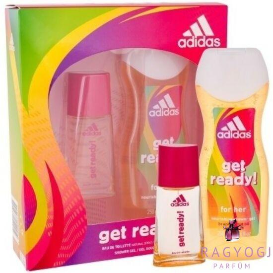 Adidas - Get Ready! (30ml) Szett - EDT