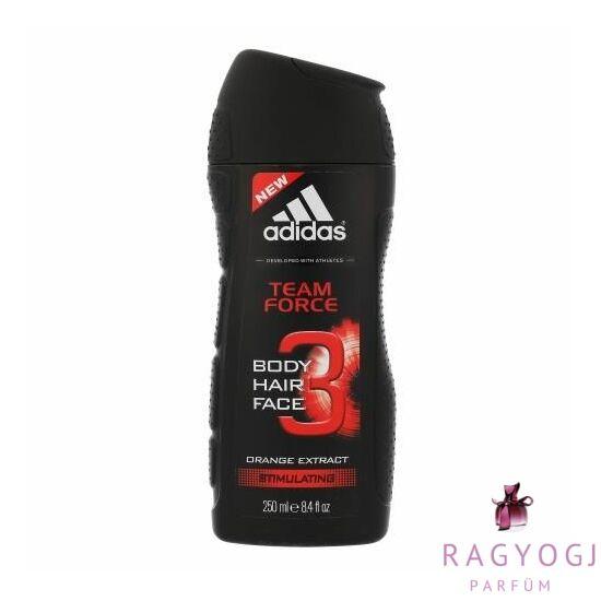 Adidas - Team Force (250ml) - Fürdőzselé