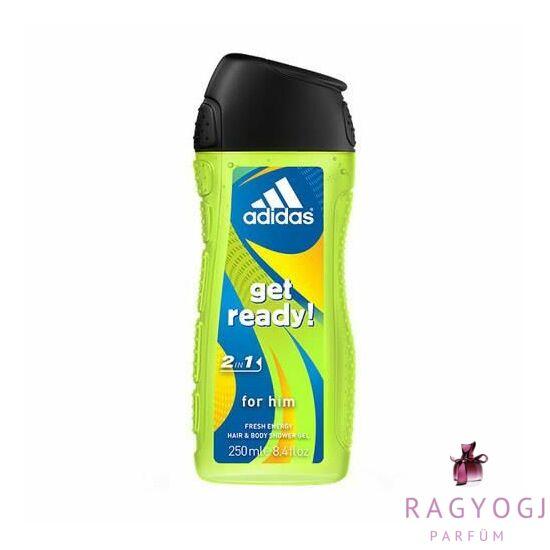 Adidas - Get Ready! (250ml) - Fürdőzselé