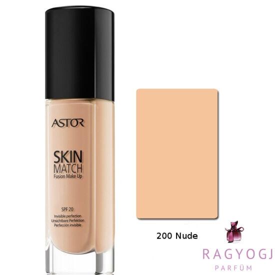 Astor - Skin Match Fusion Make Up SPF20 (30ml) - Kozmetikum