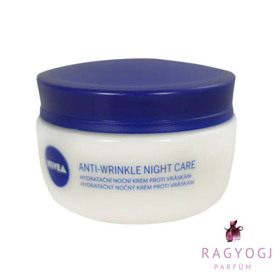 Nivea - Anti Wrinkle Night Cream (50ml) - Éjszakai Krém