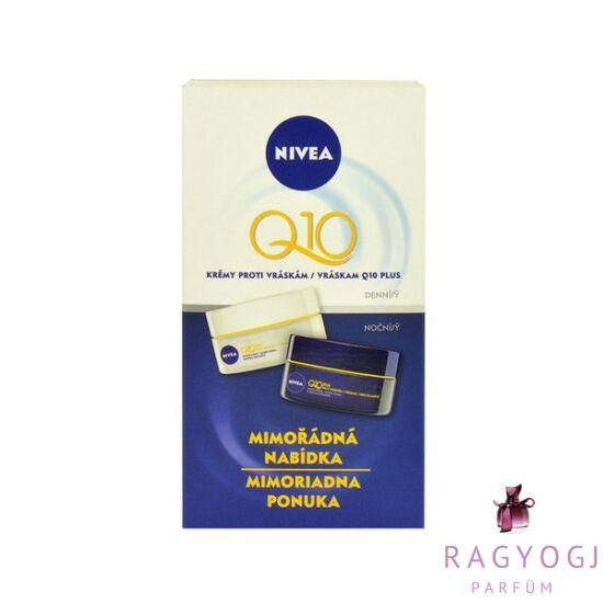 Nivea - Q10 Plus Day Night Cream (100ml) Szett - Éjszakai Krém