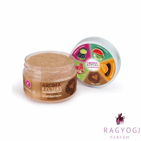 Dermacol - Aroma Ritual Body Scrub Irish Coffee (200g) - Bőrradír