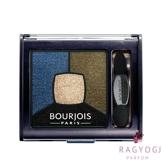 BOURJOIS Paris - Smoky Stories Quad Eyeshadow Palette (3.2g) - Szemhéjpúder