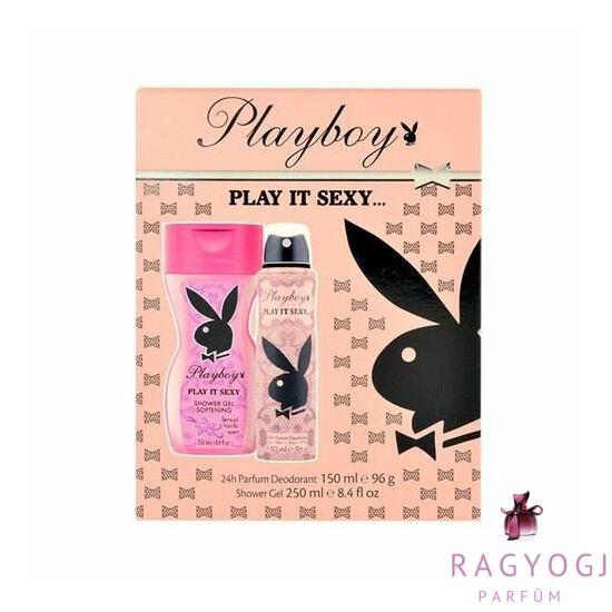Playboy - Play It Sexy (150ml) Szett - Dezodor