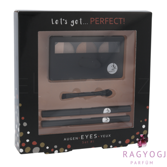 2K - Let´s Get Perfect! Eyeshadow (7g) Szett - Szemhéjpúder