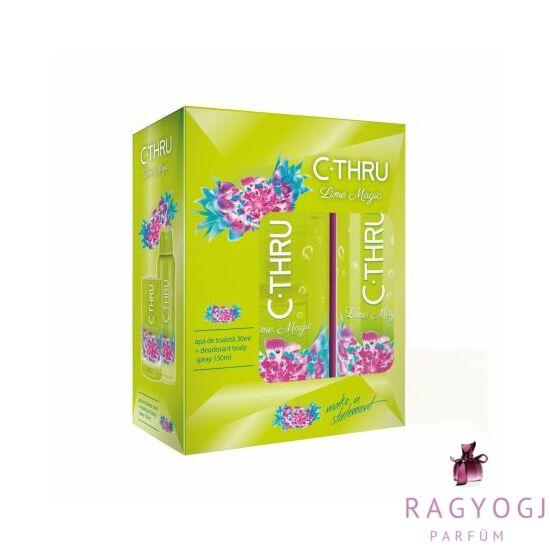 C-THRU - Lime Magic (30ml) Szett - EDT