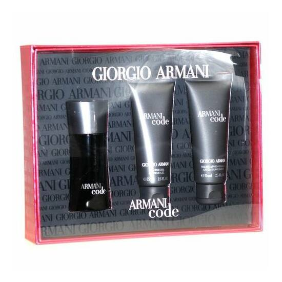 Giorgio Armani - Black Code (50ml) Szett - EDT