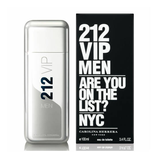 Carolina Herrera - 212 VIP Men (100ml) - EDT