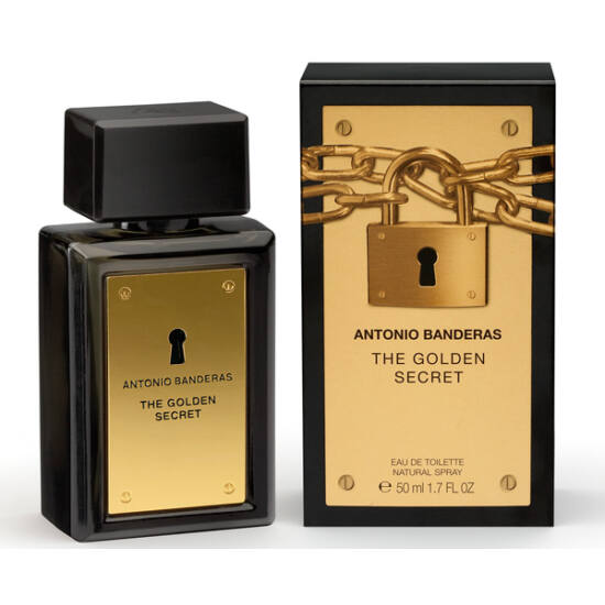 Antonio Banderas - The Golden Secret (50ml) - EDT