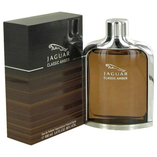 Jaguar - Classic Amber (100ml) - EDT