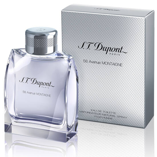 Dupont - 58 Avenue Montaigne (50ml) - EDT