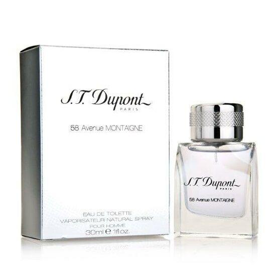 Dupont - 58 Avenue Montaigne (30ml) - EDT
