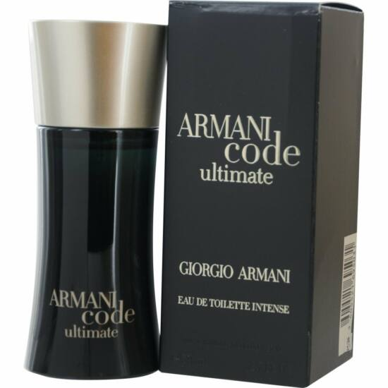Giorgio Armani - Code Ultimate (75ml) - EDT
