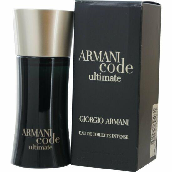 Giorgio Armani - Code Ultimate (75ml) - EDT