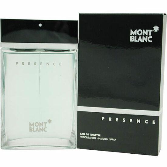 Mont Blanc - Presence (50ml) - EDT