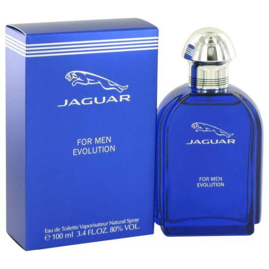 Jaguar - for Men Evolution (100ml) - EDT