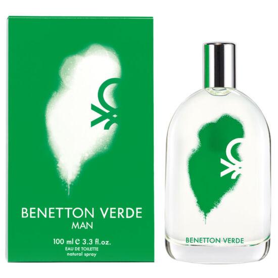 Benetton - Verde (30ml) Teszter - EDT