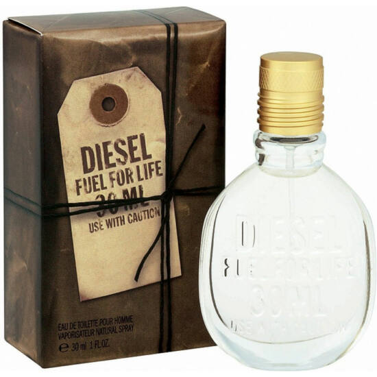 Diesel - Fuel for Life Spirit (30ml) - EDT