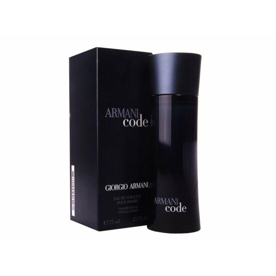Giorgio Armani - Black Code (75ml) Teszter - EDT