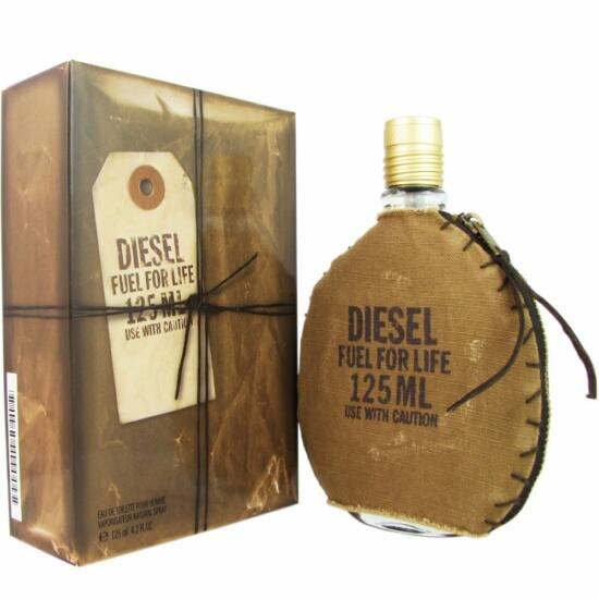Diesel - Fuel for life (125ml) - EDT