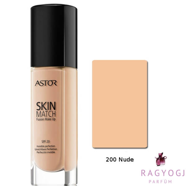 Astor - Skin Match Fusion Make Up SPF20 (30ml) - Kozmetikum