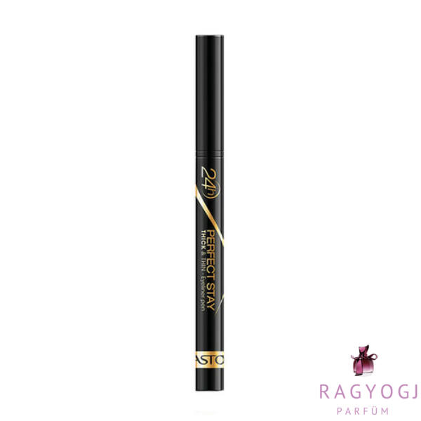 Astor - 24h Gel Perfect Stay Thick&Thin Eyeliner Pen (3ml) - Kontúrceruza