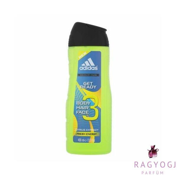Adidas - Get Ready! (400ml) - Fürdőzselé