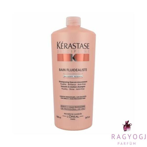 Kérastase - Discipline Bain Fluidealiste No Sulfates Shampoo (1000ml) - Sampon