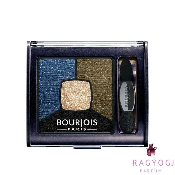 BOURJOIS Paris - Smoky Stories Quad Eyeshadow Palette (3.2g) - Szemhéjpúder