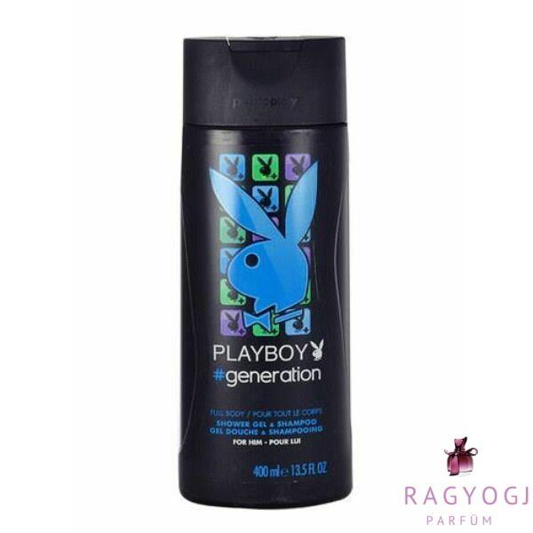 Playboy - Generation For Him (400ml) - Fürdőzselé