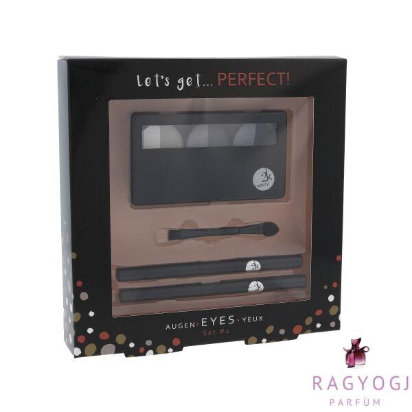 2K - Let´s Get Perfect! Eyeshadow (7g) Szett - Szemhéjpúder