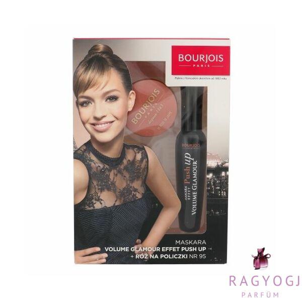 BOURJOIS Paris - Mascara Volume Glamour Push Up Kit (7ml) Szett - Szempillaspirál