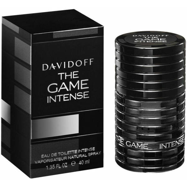 Davidoff - The Game Intense (40ml) - EDT