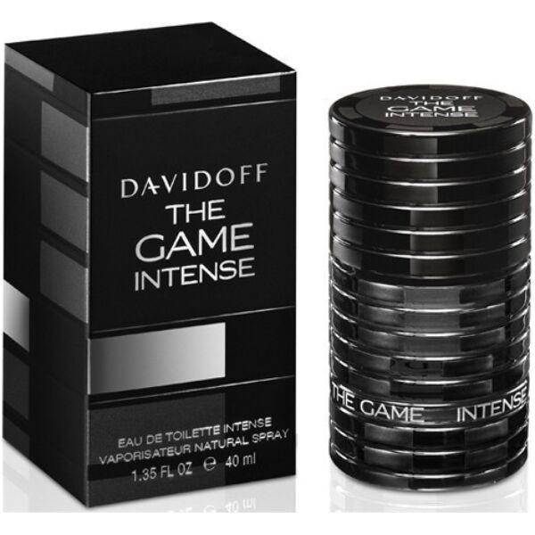 Davidoff - The Game Intense (40ml) - EDT