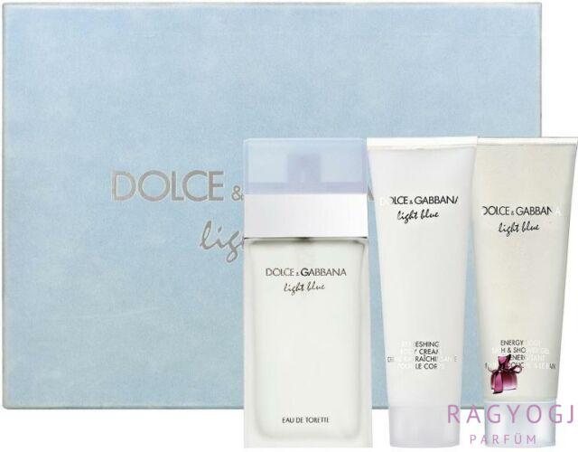 Dolce & Gabbana - Light Blue (100ml) Szett - EDT EAN 730870260296