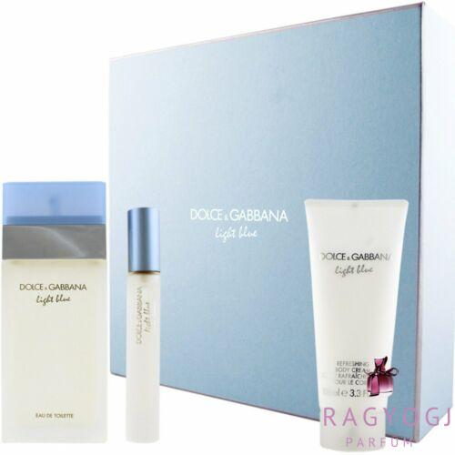 Dolce & Gabbana - Light Blue (100ml) Szett - EDT EAN 737052711133