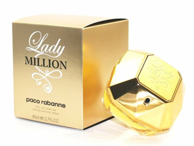 Paco Rabanne - Lady Million (80ml) - EDP EAN 3349668508587