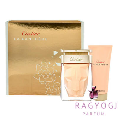 Cartier - La Panthere (50ml) Szett - EDP