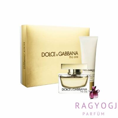 Dolce & Gabbana - The One (50ml) Szett - EDP
