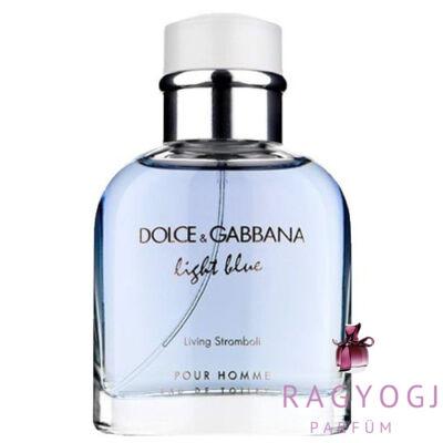 Dolce & Gabbana - Light Blue Living Stromboli (125ml) - EDT Teszter - EDT