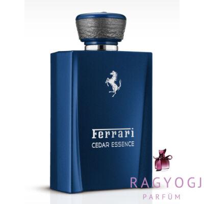 Ferrari - Cedar Essence (100ml) Teszter - EDP
