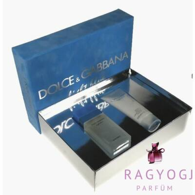 Dolce & Gabbana - Light Blue (50ml) Szett - EDT