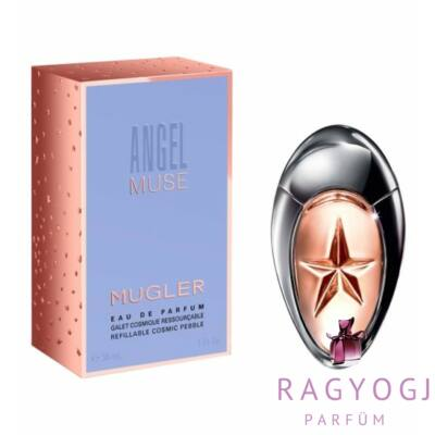 Thierry Mugler - Angel Muse Refillable (30ml) - EDP