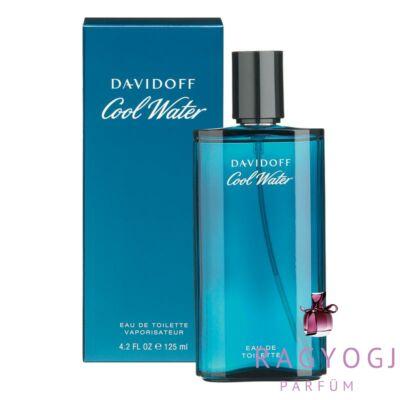Davidoff - Cool Water (125 ml) - EDT